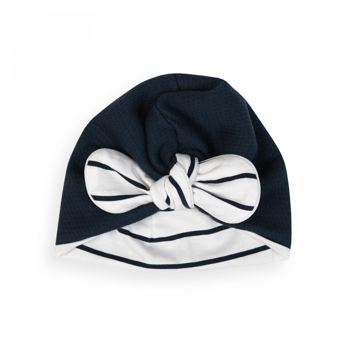 Turban with bow