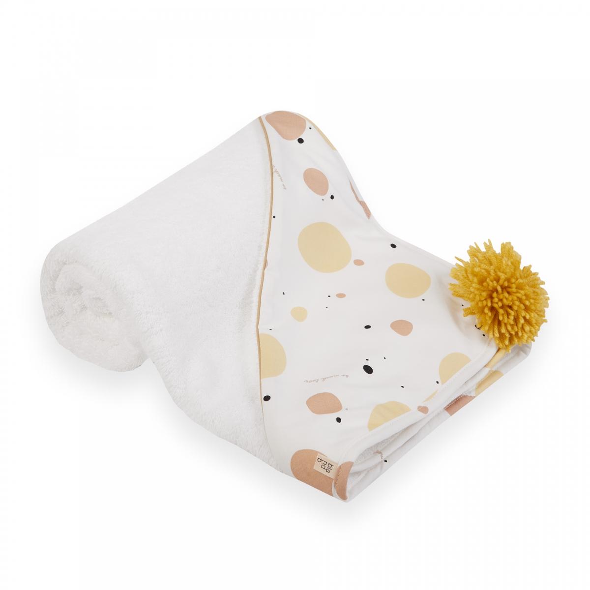 Toalha de banho de bebé